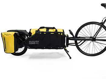 Best Folding Bike Touring Trailers