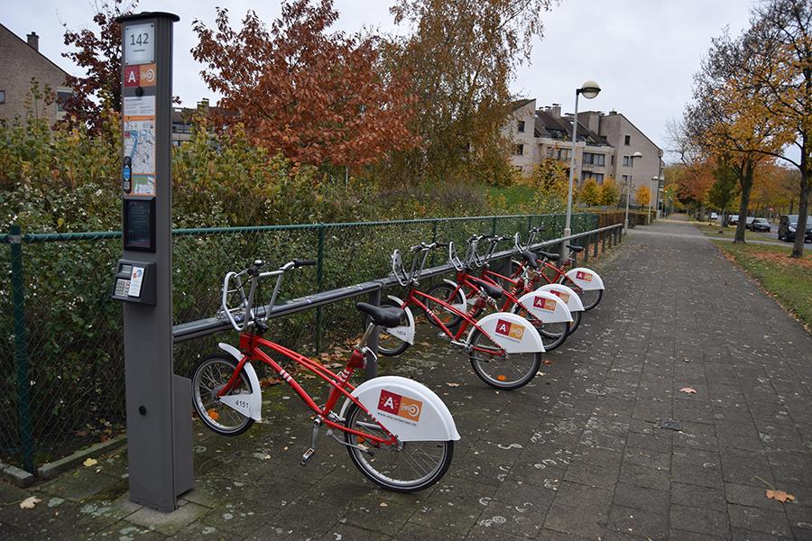 Antwerp Rental Bikes