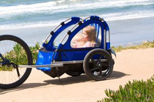 Best Folding Bike Child Trailers