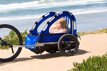Best Folding Bike Child Trailers