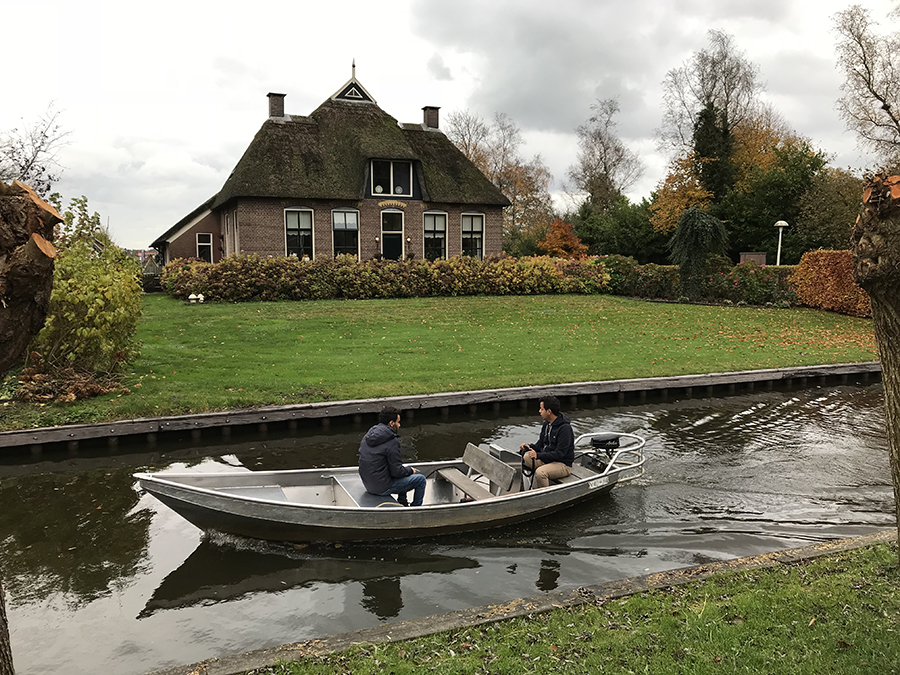 Giethoorn Canal
