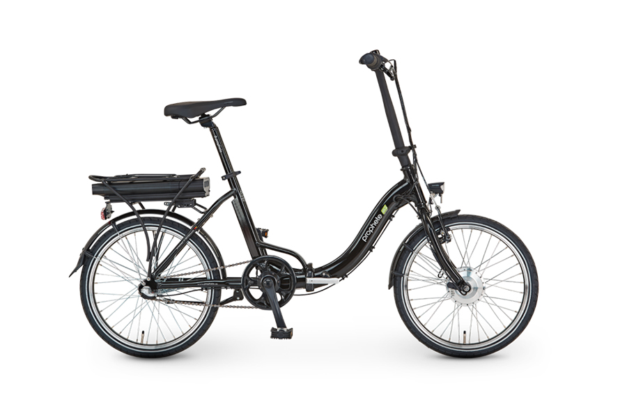 City E-Bike 20 Prophete Geniesser E9